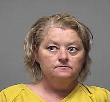 Cynthia Meeker (Source: Louisville Metro Corrections)