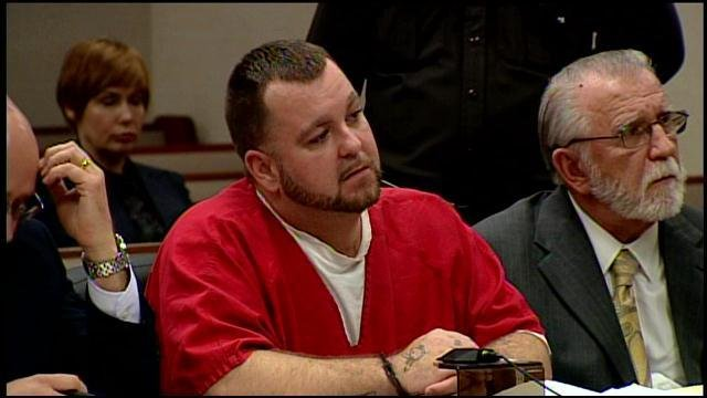 In a prison interview in August of 2012, Joshua Gouker told WDRB News that he killed his stepson, Trey Zwicker.