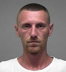 Joshua Cambron (Source: Louisville Metro Corrections)
