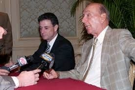 ESPN analyst Dick Vitale argued for Rick Pitino's induction at the Naismith Basketball Hall of Fame for years.
