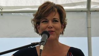 Former Miss America Heather French Henry says she is being encouraged to run against senior Kentucky U.S. Senator Mitch McConnell, but she has not made a decision yet.