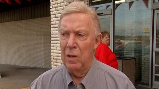Store owner David Buehler says the store offers quality food, not just cheap prices.