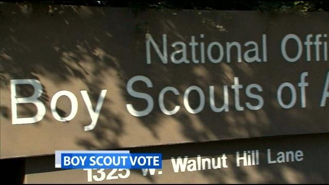 The Boy Scouts are about to make a big decision.  A vote today will decide if the organization will change its long-standing ban on openly gay boys.