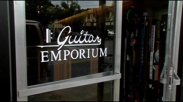 Guitar Emporium on Bardstown Road