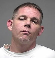 Chad Carter (Source: Louisville Metro Corrections)