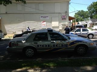 Louisville Metro Police are trying to put a stop to gang violence, gambling and drinking in Victory Park.