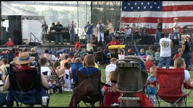The 2-day Fourth of July Festival needs funding if it is to continue beyond 2013.