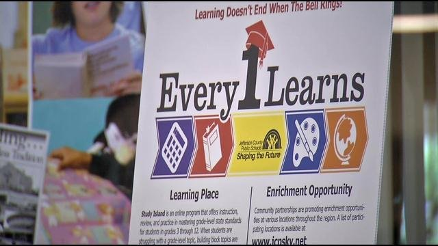 Every 1 Learns is a JCPS summer learning program