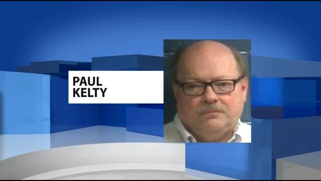 Dr. Paul Kelty is charged with sexual battery, Medicaid fraud and possession of a controlled substance.