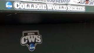 Louisville and Indiana will begin play in the College World Series Saturday at 8 p.m.