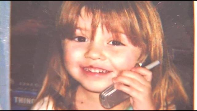 Shelbi Stewart was 8 years old when she was killed by her father.