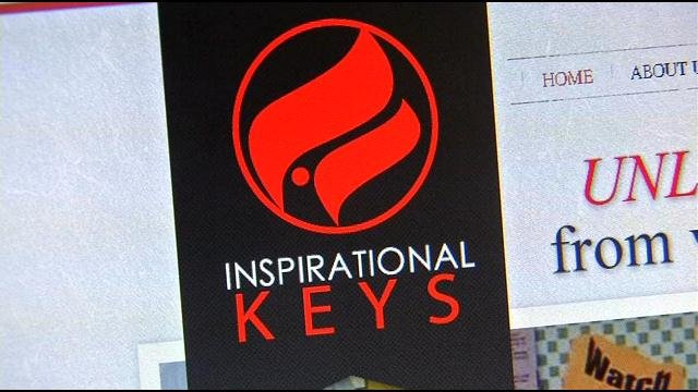 "Inspirational Keys has an ""F"" rating with the Memphis Better Business Bureau"
