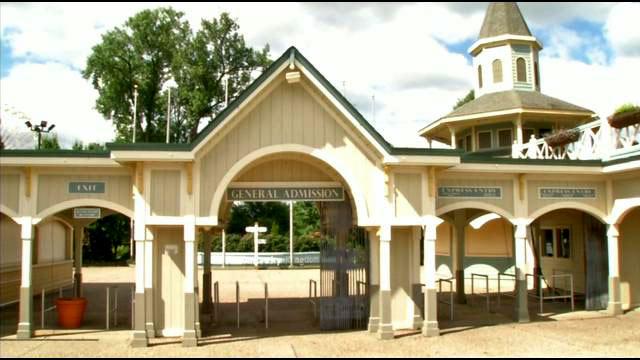 Kentucky Kingdom has been closed since 2009.