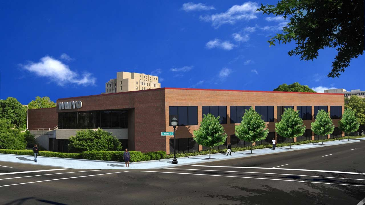 Artist's rendering courtesy Berry-Pridle Architects