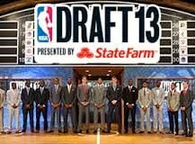 Five local players -- Gorgui Dieng, Nerlens Noel, Archie Goodwin, Cody Zeller and Victor Oladipo -- were taken in the fir at round of the NBA Draft.