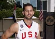 Luke Hancock is shooting the ball for Team USA in Russia as accurately as Hancock shot at the NCAA Final Four.