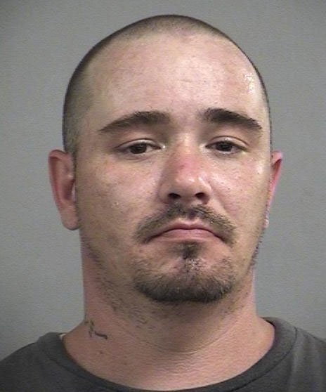Jeremy Knighton (Source: Louisville Metro Corrections)
