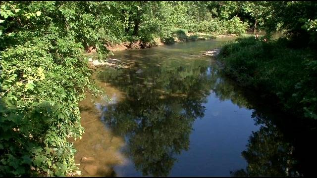 MSD is spending $50 million in an effort to clean up Floyds Fork.
