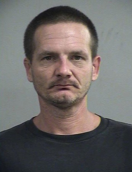 Shane Black (Source: Louisville Metro Corrections)