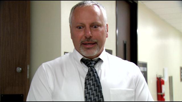 Clark Co. Community Corrections executive director Stephen Mason.