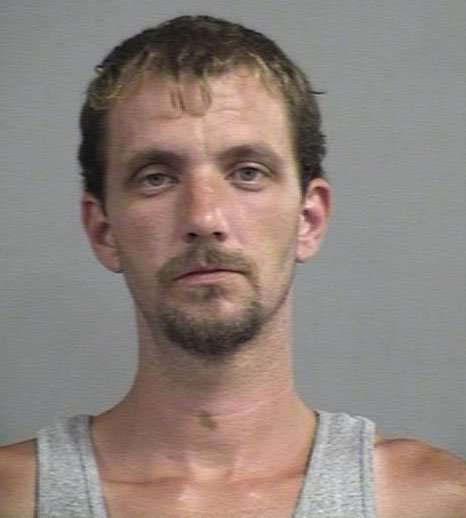 Christopher Strickland (Source: Louisville Metro Corrections)