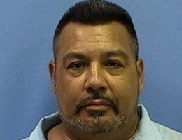 Steven Zapata, arrested Friday for murder of his wife in PRP.  Illinois Dept. of Corrections photo.