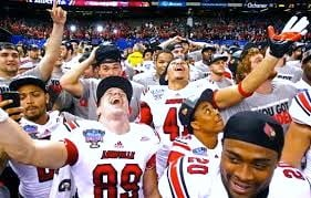 Louisville needs help from its friends in The American Athletic Conference in its push for national credibility this season.