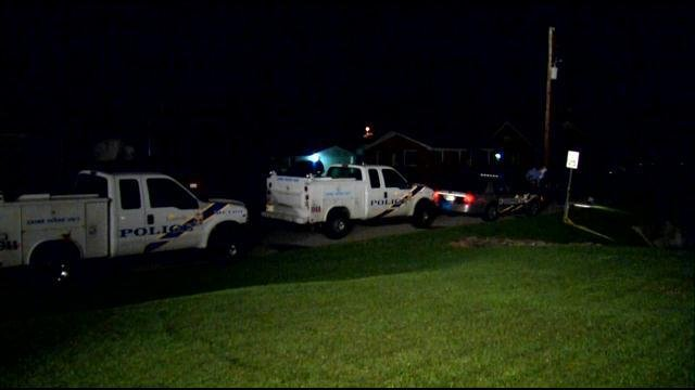 LMPD investigators gathered evidence after an early morning stabbing last week in Valley Station. The 19-year-old victim died at University Hospital several days after he was stabbed in the early morning hours of July 31.