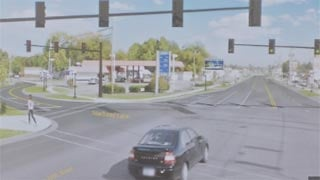 Artist's rendering of the new 10th Street