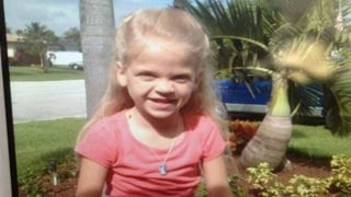 Sophia Snow, 8, subject of now-canceled Amber Alert