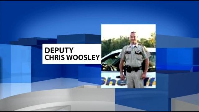 Deputy Chris Woosley resigned from the Breckinridge County Sheriff's Department without explanation. Sheriff Todd Pate says he had been a loyal employee with no disciplinary actions.