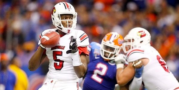 The Jaguars and Browns are battling for the first pick in the 2014 NFL Draft -- and a shot at Teddy Bridgewater.