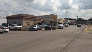 Two men and one woman died Friday in Danville, Ky. during a robbery at the ABC Gold, Games & More business.