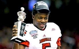 Teddy Bridgewater and his mother, Rose Murphy, will be featured on College GameDay Saturday.