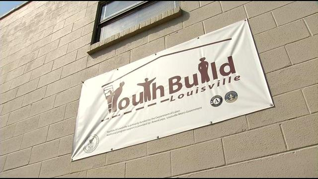 YouthBuild focuses on helping troubled youth make drastic changes. Young people like Ebony Murray.