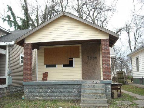 3030 Hale St. in western Louisville (PVA photo)