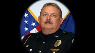 Hillview police chief Glenn Caple