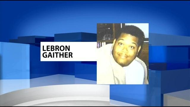 LeBron Gaither was killed in 1996 after testifying in a drug case