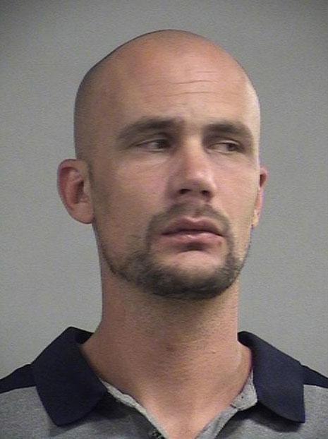 Jason Horsman (Source: Louisville Metro Corrections)