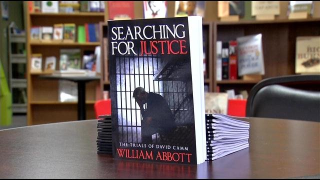In his new book, former probation officer William Abbott defends David Camm, who was recently acquitted of the murders of his wife and two children.
