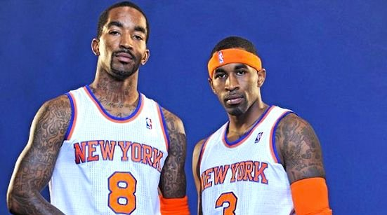 Critics like Bill Simmons are chirping that former U of L star Chris Smith (right) only made the Knicks because of his brother J.R.
