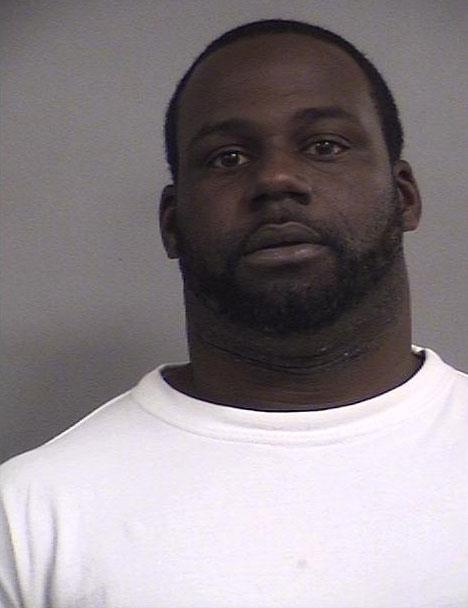 Winston Baker (Source: Louisville Metro Corrections)