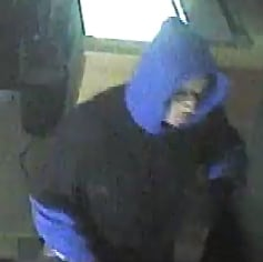 Police say a man unlocked the shop using a key, entered the proper code to disable the alarm, accessed a safe by entering the correct combination and then removed cash.