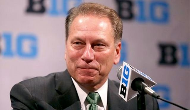 Michigan State coach Tom Izzo says he doesn't have a recruiting rivalry with John Calipari because it's too one-sided.