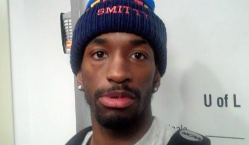 Russ Smith scored 30 points, one less than his career high, to lead Louisville past Hofstra.