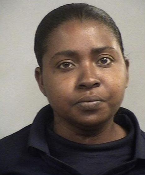 Chantilla L. Smith (Source: Louisville Metro Corrections)