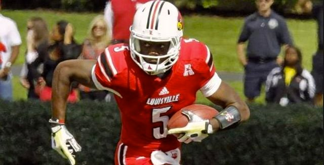Teddy Bridgewater delivered another strong performance as Louisville beat Memphis Saturday.