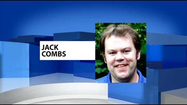 Jack M. Combs was shot and killed after exiting a door near the store's pharmacy.