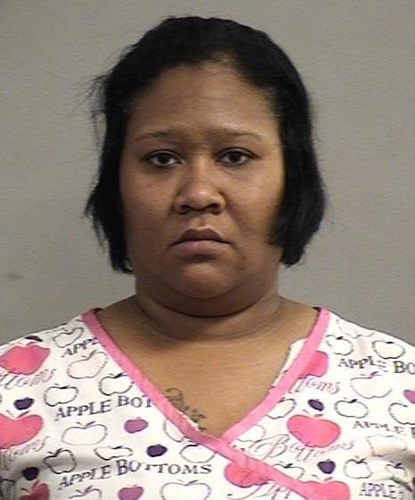 Monecia Clark (Source: Louisville Metro Corrections)