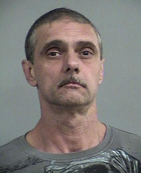 Thomas Edward Davidson (Source: Louisville Metro Corrections)